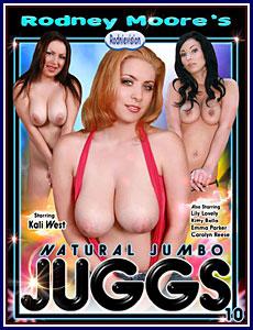 Natural Jumbo Juggs 10
