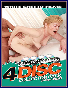 Cum Give Grandma A Kiss Collector 4-Pack