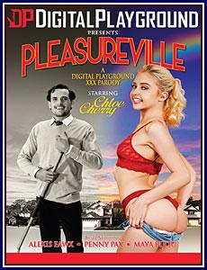 Pleasureville A Xxx Parody Porn Dvd