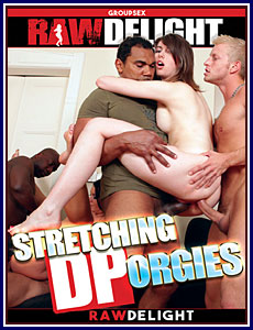 Stretching DP Orgies