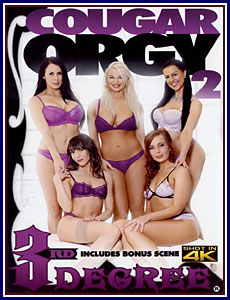 Cougar Orgy 2