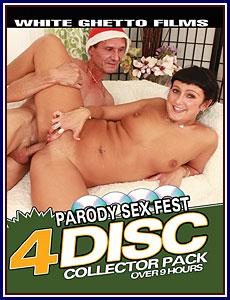 Parody Sex Fest Collector 4-Pack