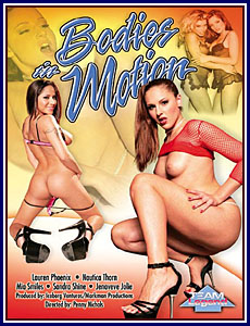 Bodies In Motion Porn DVD