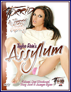 Taylor Rain's Assylum Porn DVD