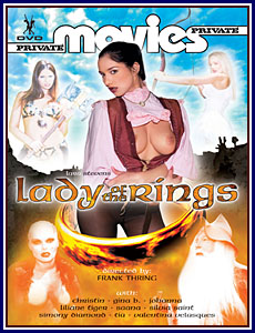 Private Movies Lady Of The Rings Porn DVD