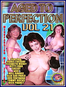 Aged to Perfection 21 Porn DVD