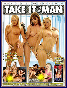 Take It Like A Man Porn DVD