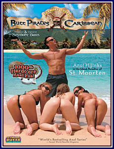 Seymore Butts Butt Pirates of the Caribbean Porn DVD