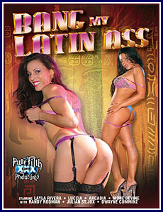 Bang My Latin Ass Porn DVD