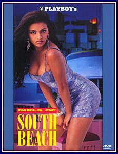 Girls of South Beach Porn DVD