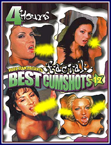 Best Facial Cum Shots 12 Porn DVD