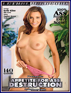 Appetite For Ass Destruction Porn DVD