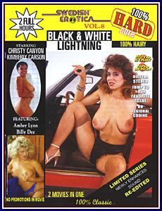 Swedish Erotica Hard 8 Black And White Lightning Adult Dvd