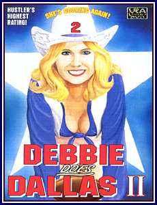 Debbie Does Dallas 2 Porn DVD
