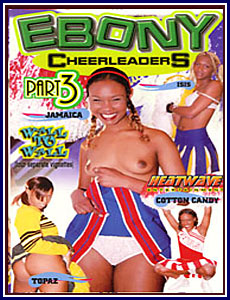 Ebony Cheerleaders 3 Porn DVD