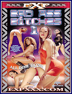 Bad Ass Bitches Porn DVD