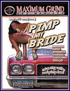 Pimp My Bride Porn DVD