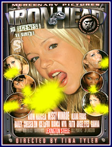 Iron Head 5 Porn DVD