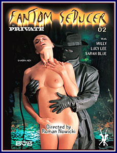 Fantom Seducer 2 Porn DVD