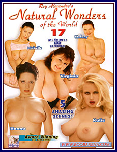 Natural Wonders of the World 17 Porn DVD