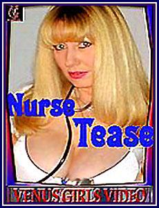 Nurse Tease Porn DVD