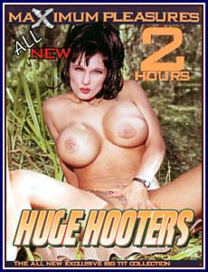 Huge Hooters Porn DVD
