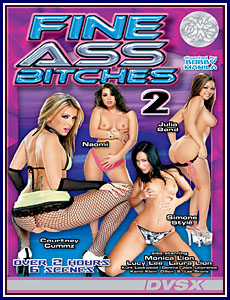 Fine Ass Bitches 2 Porn DVD