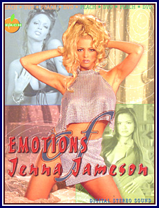 Emotions of Jenna Jameson Porn DVD