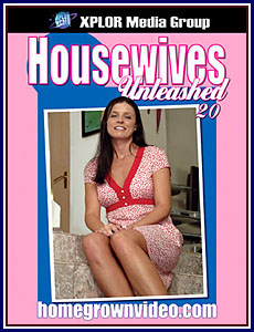 Housewives Unleashed 20 Porn DVD