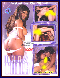 Haunted Tails Porn DVD