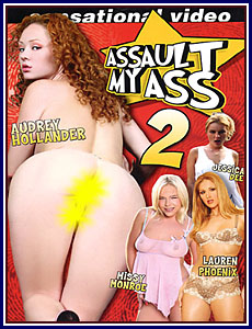 Assault My Ass 2 Porn DVD