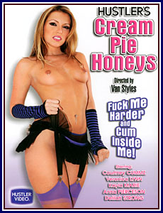 Hustler's Cream Pie Honeys Porn DVD