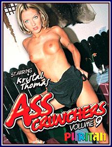Ass Crunchers 9 Box Cover Art.