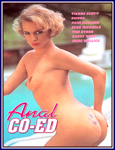 Anal Co-Ed Porn DVD