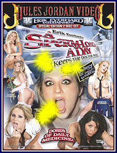 A Sperm Load A Day Porn DVD