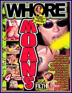 Whore Moans Porn DVD