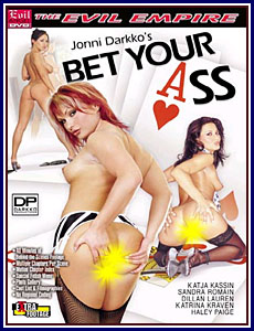 Bet Your Ass Porn DVD