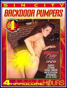 Backdoor Pumpers Porn DVD