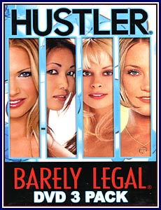 Barely Legal 3 Pack Porn DVD