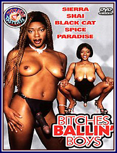 Bitches Ballin' Boys Porn DVD