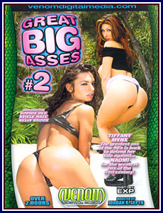 Great Big Asses 2 Porn DVD