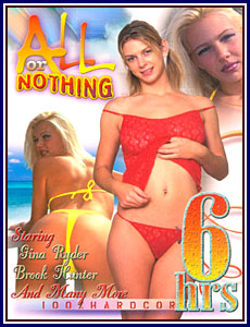 All or Nothing Porn DVD
