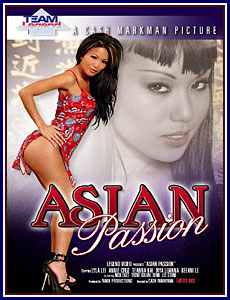 Asian Passion Porn DVD