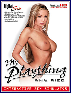 My Plaything Amy Reid Porn DVD