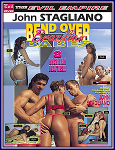 Bend Over Brazilian Babes Porn DVD