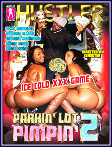 Parkin' Lot Pimpin' 2 Porn DVD