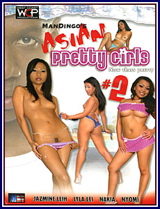ManDingo's Asian Pretty Girls 2 Porn DVD