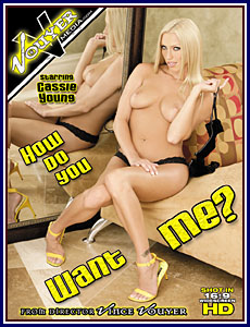 How Do You Want Me? Porn DVD