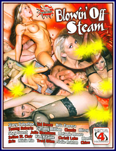 Blowin' Off Steam Porn DVD