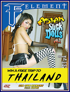 Asian Suck Dolls Porn DVD
